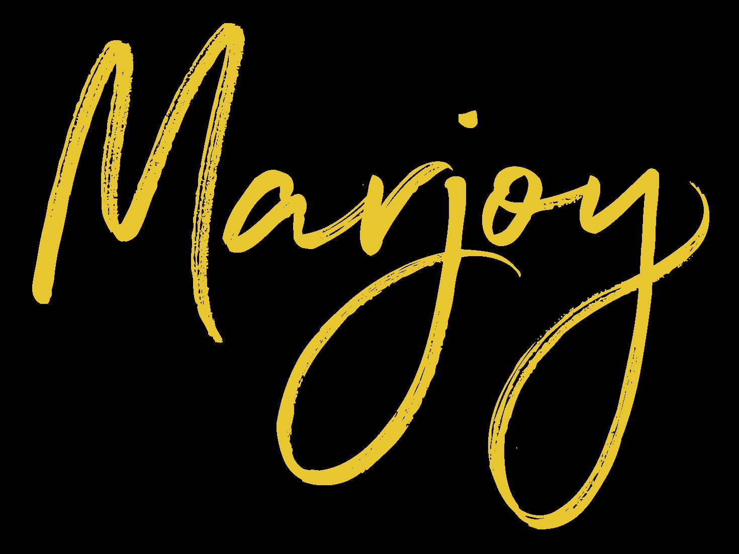 Marjoy